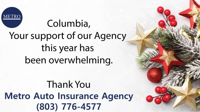 Thank You Columbia