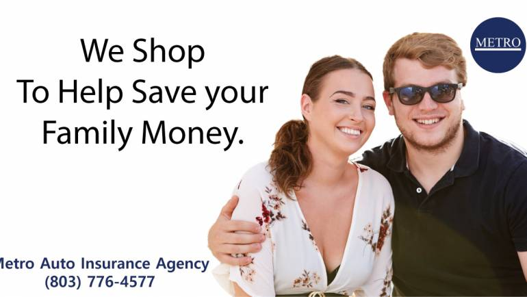 We Shop to Save Your Family Money!